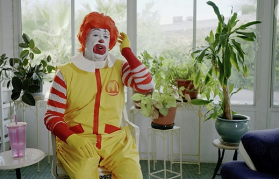 The Guardian Made a Brilliant Short Film on the Eighth Man ever to play Ronald McDonald