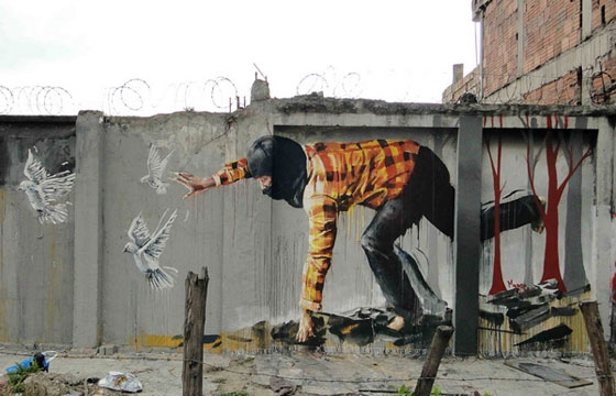 """Bad Hunter"" by Fintan Magee"