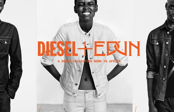 "Diesel x Edun Present a Denim Collection by ""Studio Africa"""