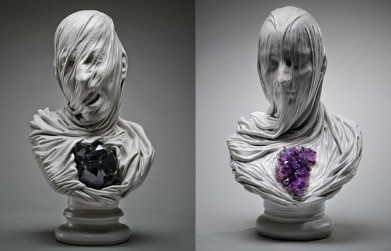 New Classic Sculptures By Livio Scarpella