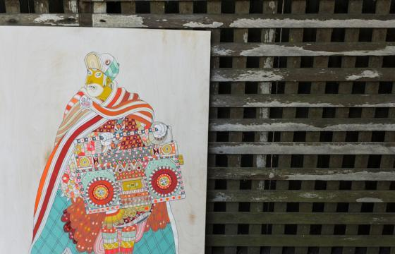 "Preview: Ferris Plock ""Carry On"" @ Shooting Gallery, SF"