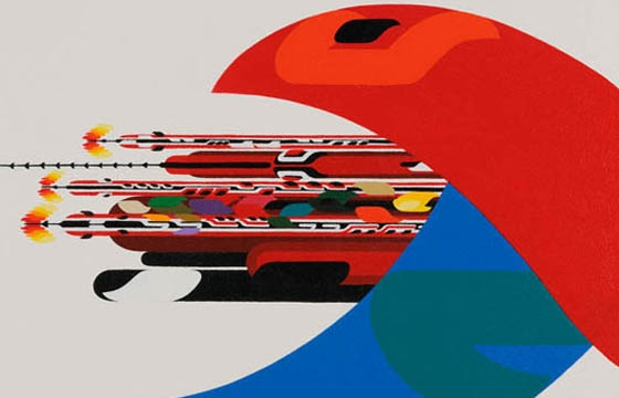 Juxtapoz for Art.com: Kenji Hirata
