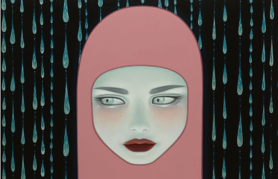 Tara McPherson's First Solo Show in Rome