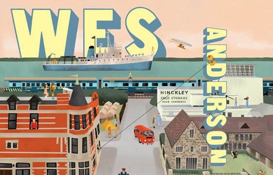 New Book: The Wes Anderson Collection (Abrams)