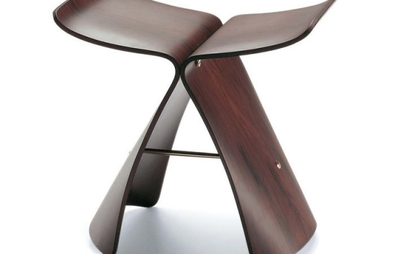 Sori Yanagi: The Butterfly Stool