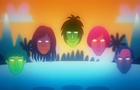 "The Horrors ""Changing The Rain"" Video by Peter Fowler"
