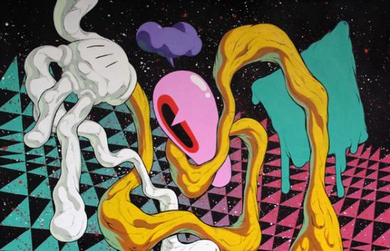 Spaced Out with Jared Tharp