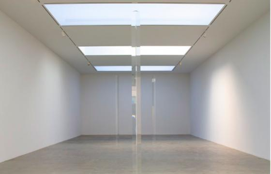 Robert Irwin @ Pace Gallery, New York