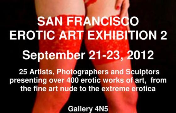 San Francisco Erotic Art Exhibition 2012