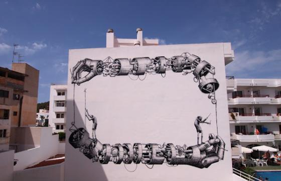 Phlegm @ Bloop Festival