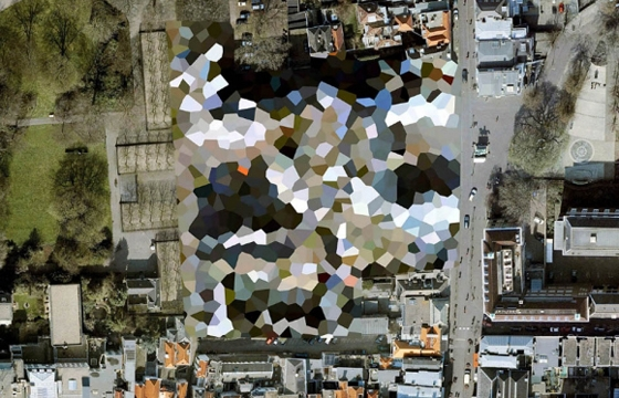 The Dutch Government's Creative Google Earth Censoring