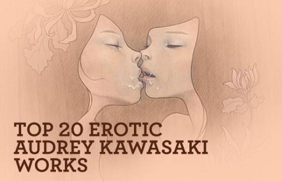 Top 20 Erotic Audrey Kawasaki Works (NSFW)