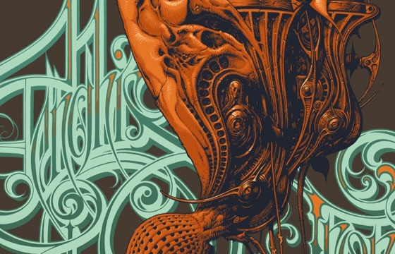 The Insanity of Aaron Horkey