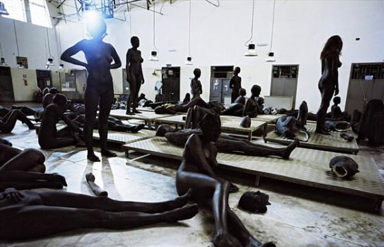 Vanessa Beecroft's Special Projects