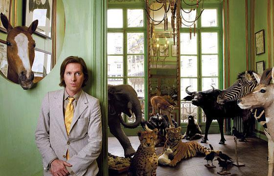 Discussing Stop Motion Animation with Wes Anderson