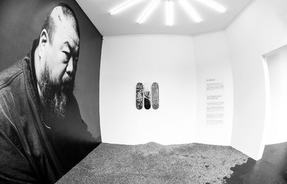 Ai Weiwei For The SK8Room