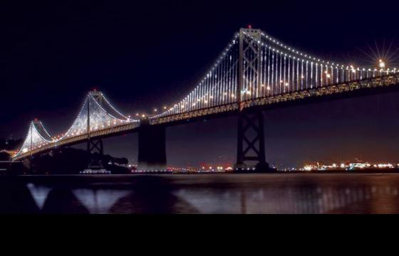 SF Bay Bridge To Get LED'd?