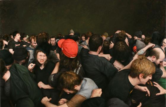 "Preview: Dan Witz ""Prisoners 2012-13"" @ Lazarides, London"
