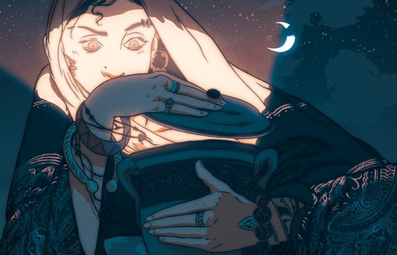 The Illustrations of Johnny Dombrowski
