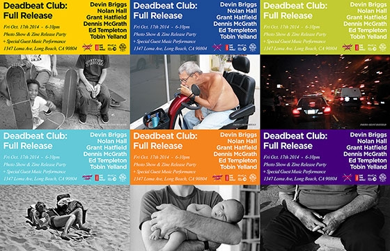 Deadbeat Club Presents: Full Release