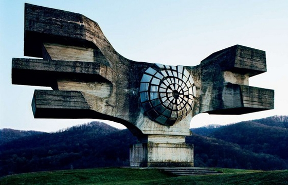 Forgotten and Abandoned Monuments in Former Yugoslavia