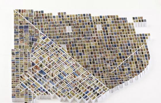 Paper Cities by Matthew Picton