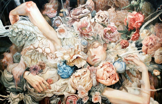 Meghan Howland's Rich Oil Paintings