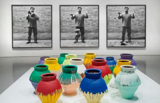 Ai Weiwei @ Hishhorn Museum and Sculpture Garden, Washington DC