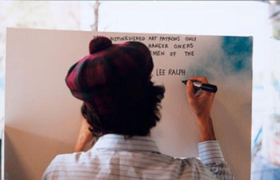 Juxtapoz 15th Anniversary Art Auction: Joey Garfield