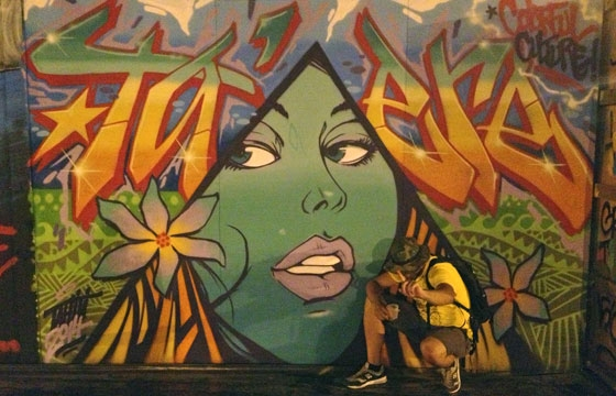 ONO'U TAHITI GRAFFITI FESTIVAL - PART 5