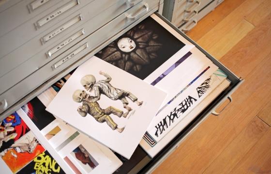 Exclusive: 1XRUN studio visit