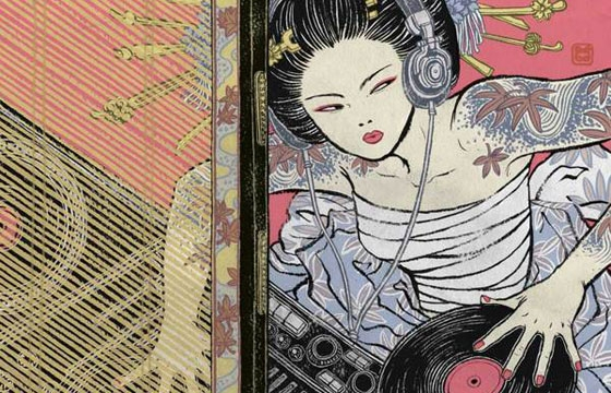 Yuko Shimizu's Asian Super-Girls