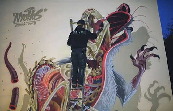 "video: ""Snake Bait"" by Nychos"