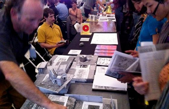 THE NEW YORK ART BOOK FAIR @ MoMA PS1