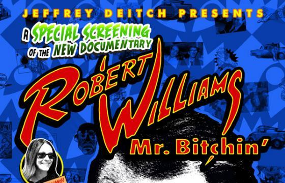 Robert Williams' Mr Bitchin showing at MOCA next month