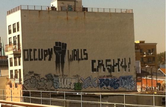 Occupy Walls Forever