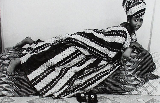 The work of MALICK SIDIBÉ