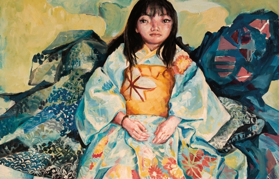 "Mari Inukai ""Jungle Gym Of My Mind"" @ Thinkspace Gallery, Culver City"