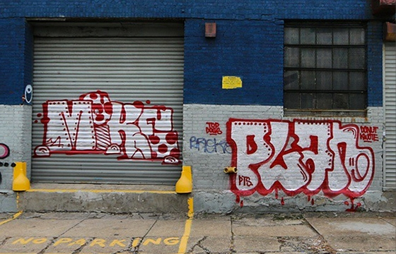 Mike x Plan9 in NY