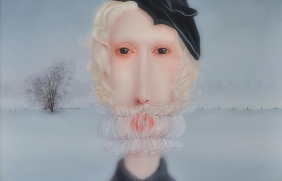Paintings by Troy Brooks