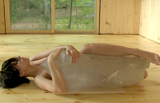 The Abramovic Method Practiced by Lady Gaga (NSFW)