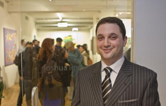 Photos: Joshua Liner Gallery Opening