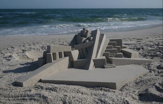 Calvin Seibert's Sandcastles