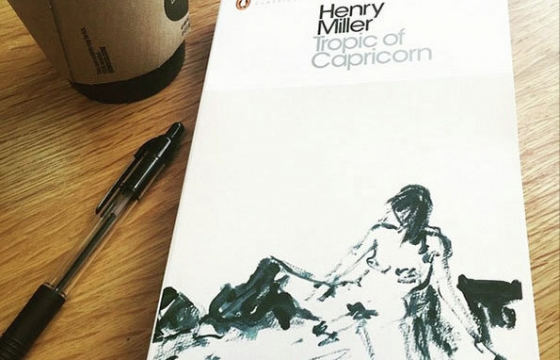 Tracey Emin covers Henry MIller for Penguin Classics