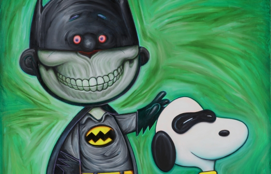CHG Celebrates 13 Years With A Huge Street Art and Graffiti Show