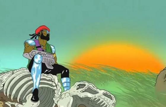 "Major Lazer ""Get Free"" Music Video"