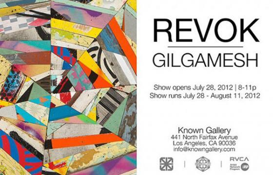 """Gilgamesh"" @ Known Gallery"