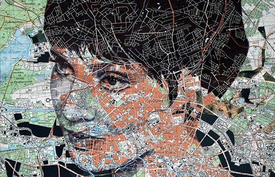 Update: Stunning Carved and Illustrated Maps by Ed Fairburn