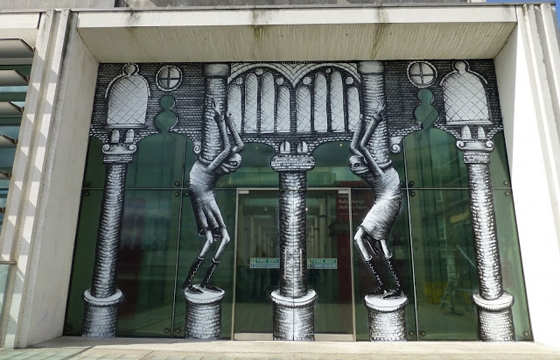 Video: Phlegm @ Millenium Gallery