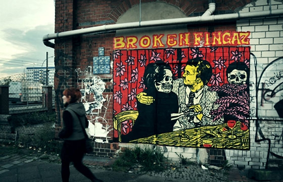 Broken Fingaz in Berlin